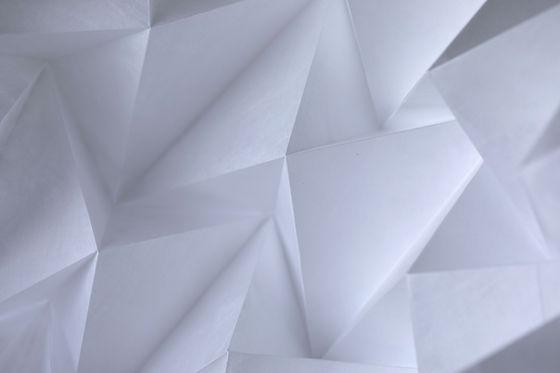 Abstraktes Papierhandwerk
