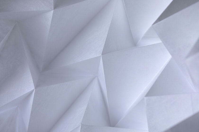 Abstract Paper Craft