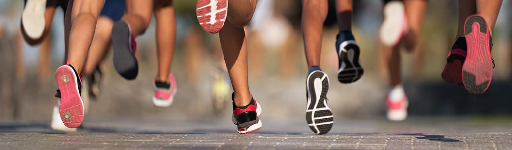 Laufen heist leiden, leiden heist nicht zu laufen..