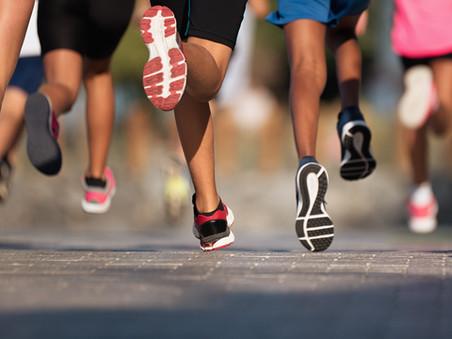 Running - At My Age!