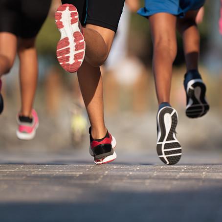 Unsere Startkarte ist online - mach dich startklar für den Lauf!