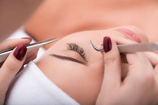 Eyelash Implants