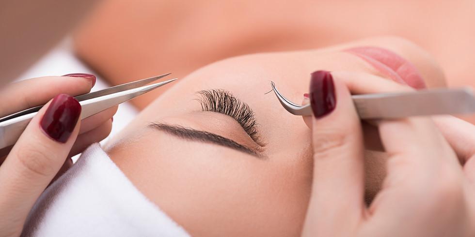Beginner Eyelash Extension Training