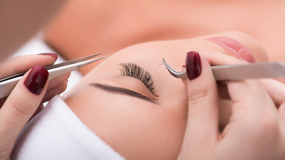 Individual Lashes IN STORE