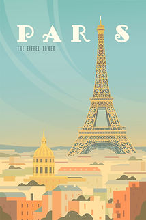 Paris-plakat
