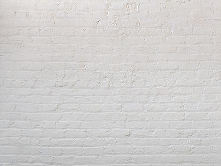 weiße Mauer