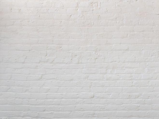 pared de ladrillo blanco