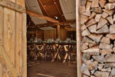 Wooden Event Interior
