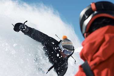 Snowboard - fit mit Symbiosolutions