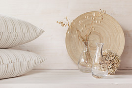 Beige Home Decorations