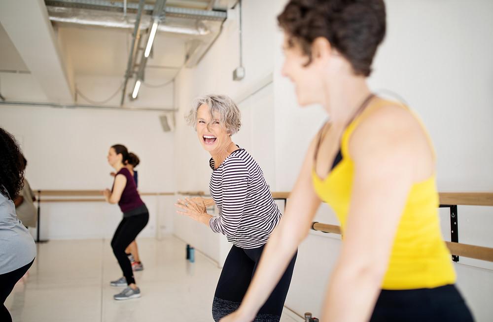 La santé physique et psychologique influence le succès du «bien vieillir»