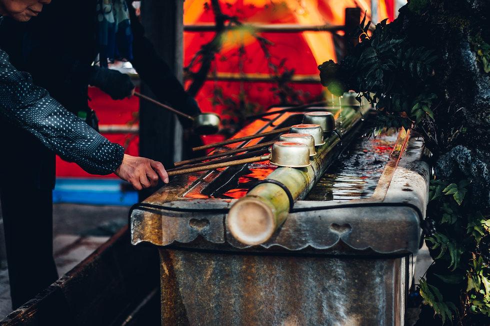 日本の儀式