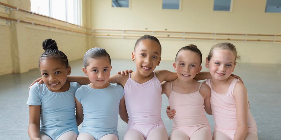 Propedeutica alla Danza per Bambini 3-10 anni