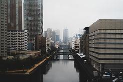 Urban River Canal