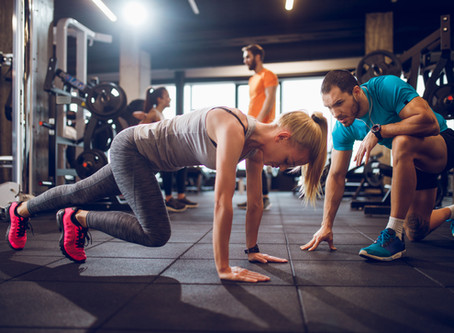 Why Pay for a Personal Trainer?