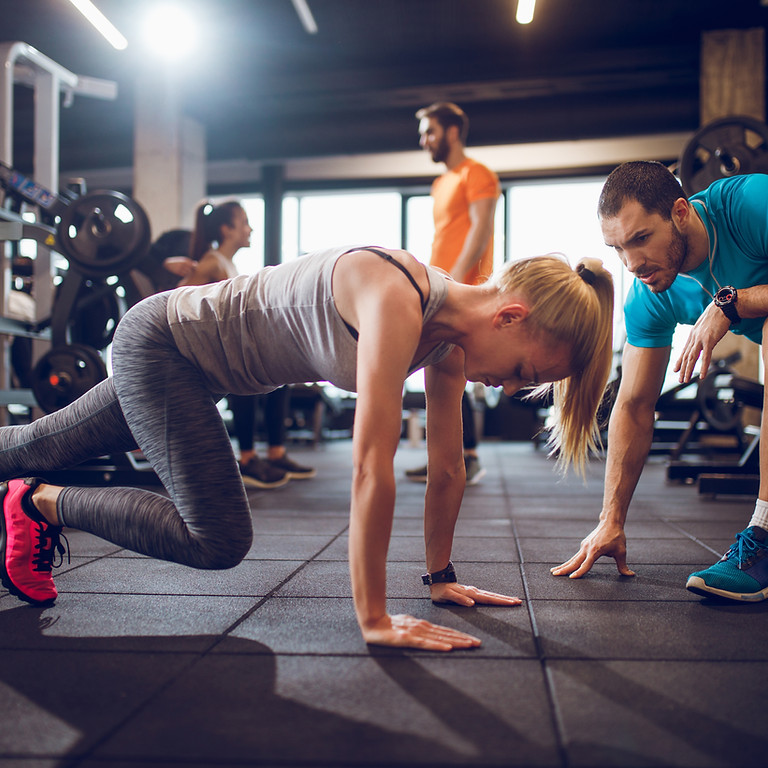 Reps 4 Resiliency Fitness Challenge