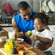 Want your kids to eat healthy?