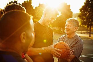 Équipe de basketball senior