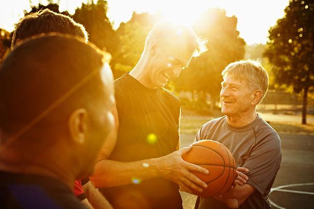 Senior Basketball Team