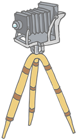 Широкоформатная камера