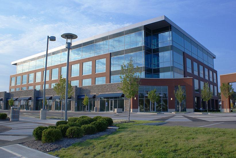 Edificio de oficinas moderno