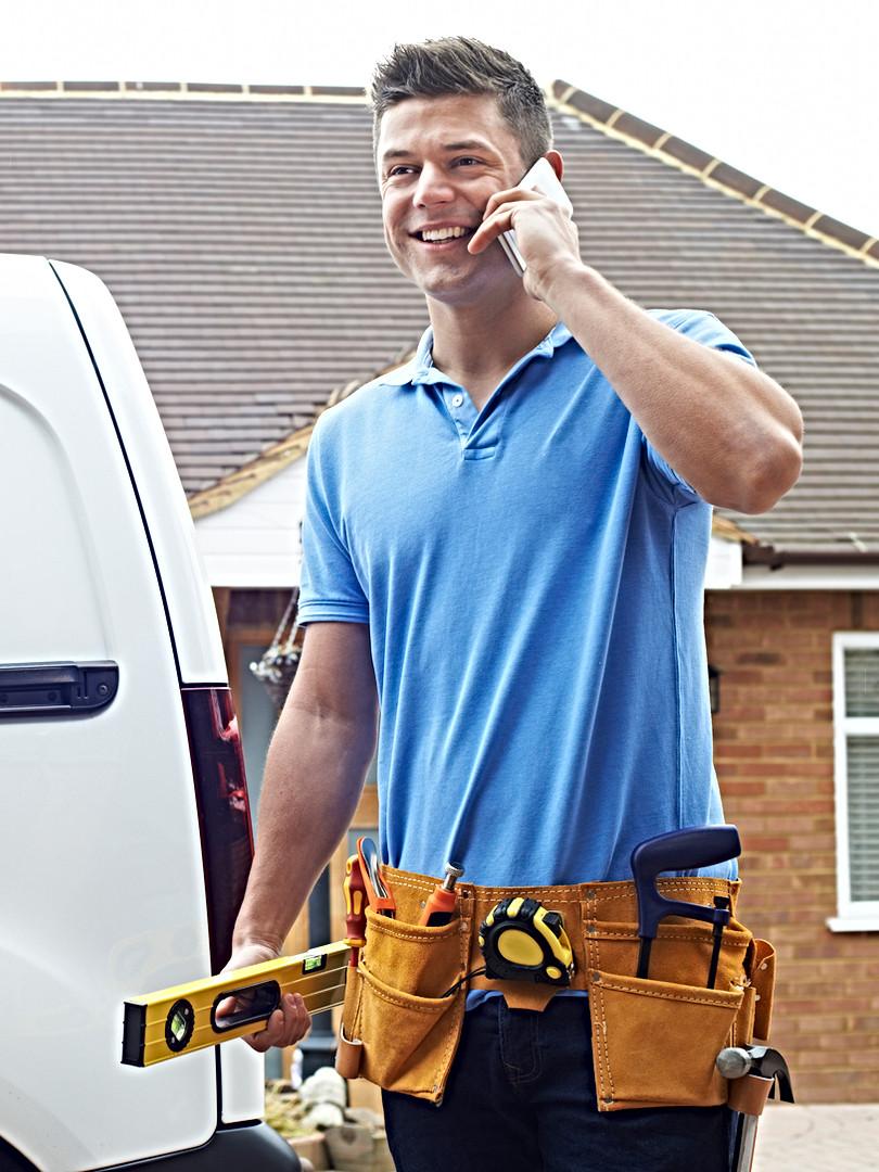 Handyman on the Phone