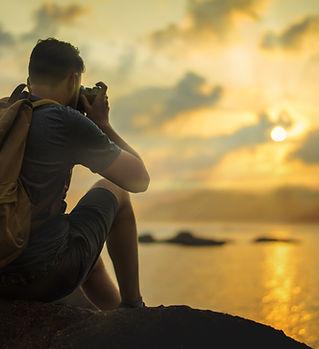 Fotografo/a di viaggi