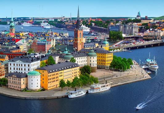 Stockholm Sweden Panorama