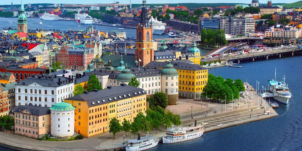 Call for Speakers - 2021 Nordic Gig & Sharing Innovation Summit
