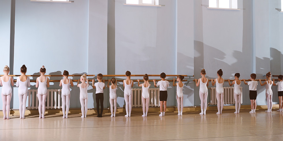 Ballet Technique Mini Intensive ages 7-11 with Ms. Madelon