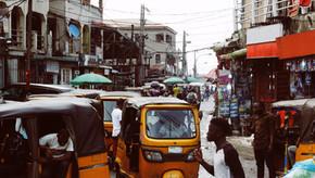 The Road To Osogbo, Nigeria