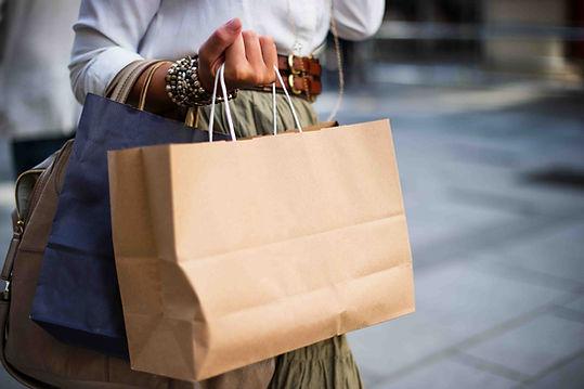 Fuera de compras