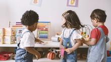 Reception Children - September 2022