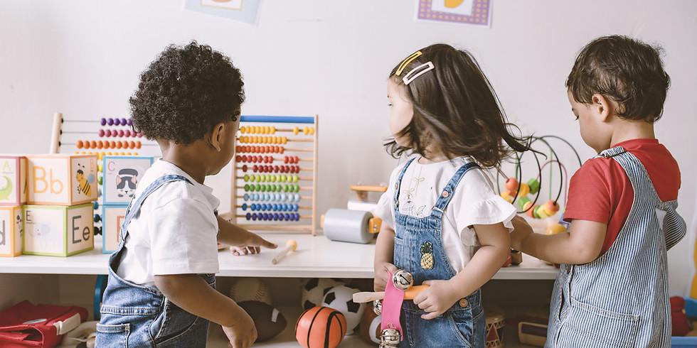 Raising Antiracist Kids (0-4 Years Old)