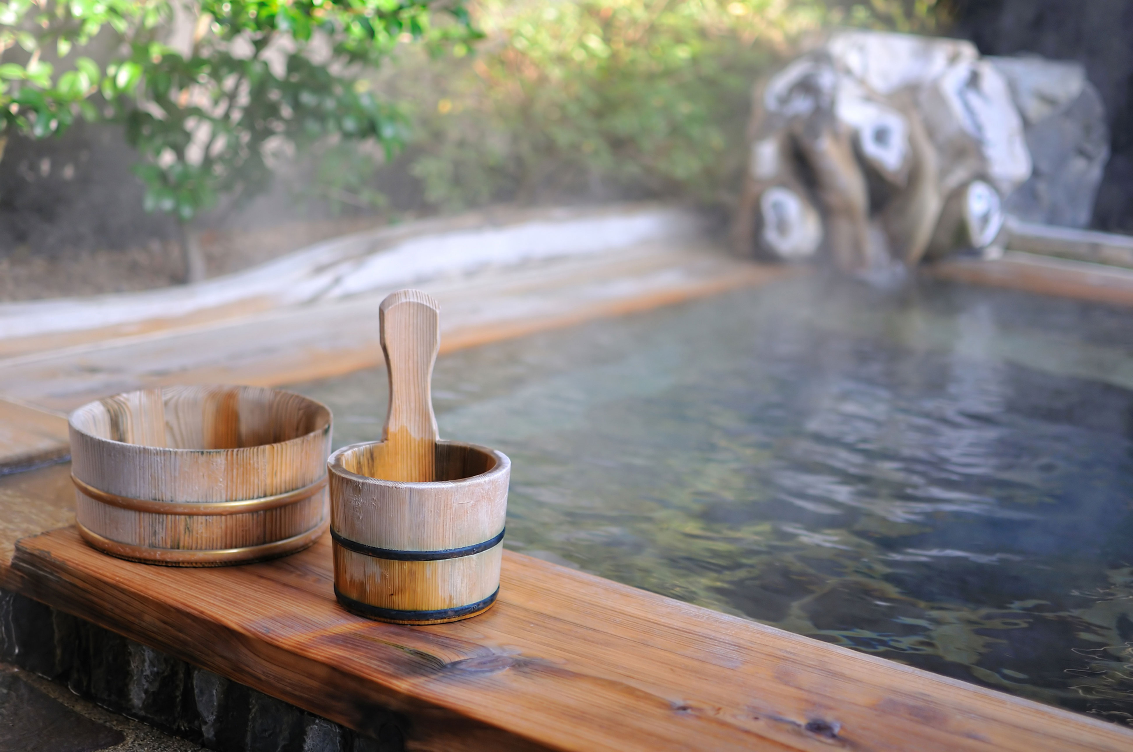 Ancient Foot Bath Experience