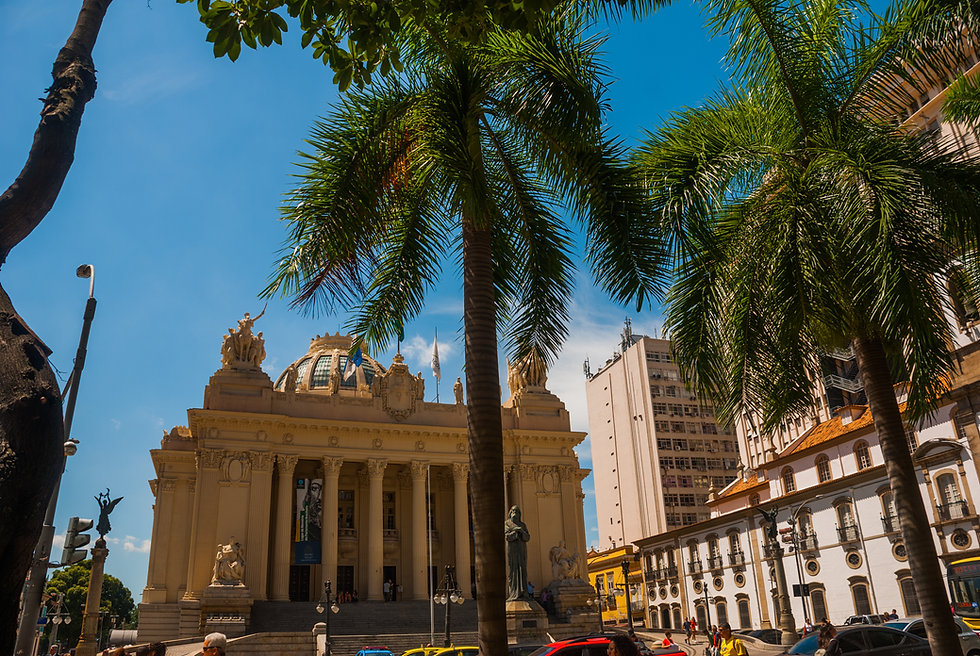 Palácio Tiradentes RJ
