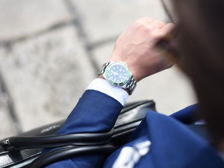 5 benefícios da pontualidade