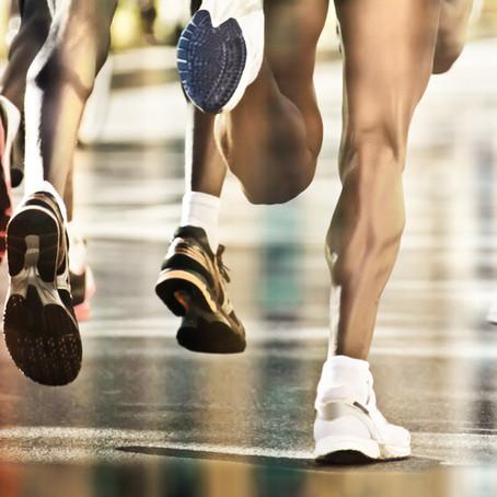 Welke spieren gebruik je tijdens het hardlopen?