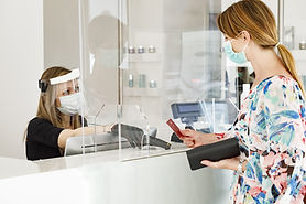 Well fitting, clean masks are required to enter our office; if you do not have one, we will provide you with one. The new medical grade mask policy does not apply to dental offices.