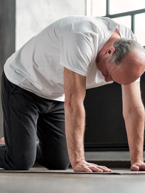 Kundalini Yoga Stretch Pose