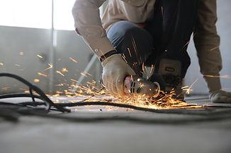 Outil de broyeur en métal