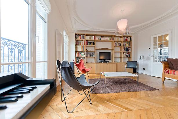 Appartement en ville
