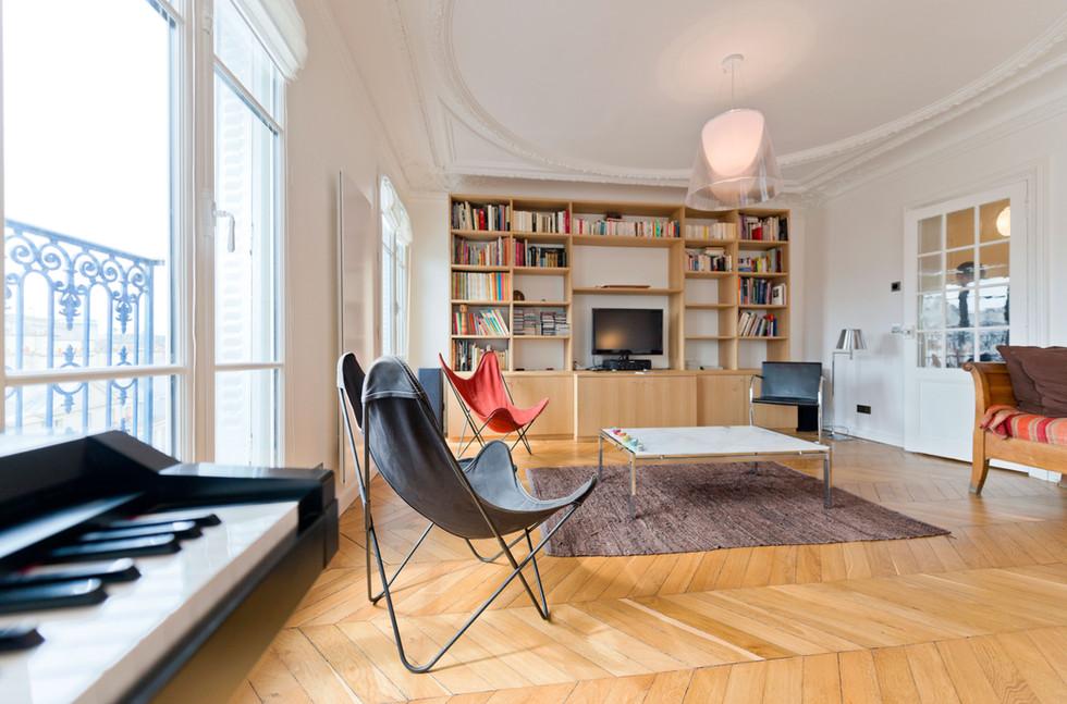 4 Zimmer Wohnung: München-Glockenbachviertel
