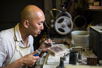 Male Jewelry Maker