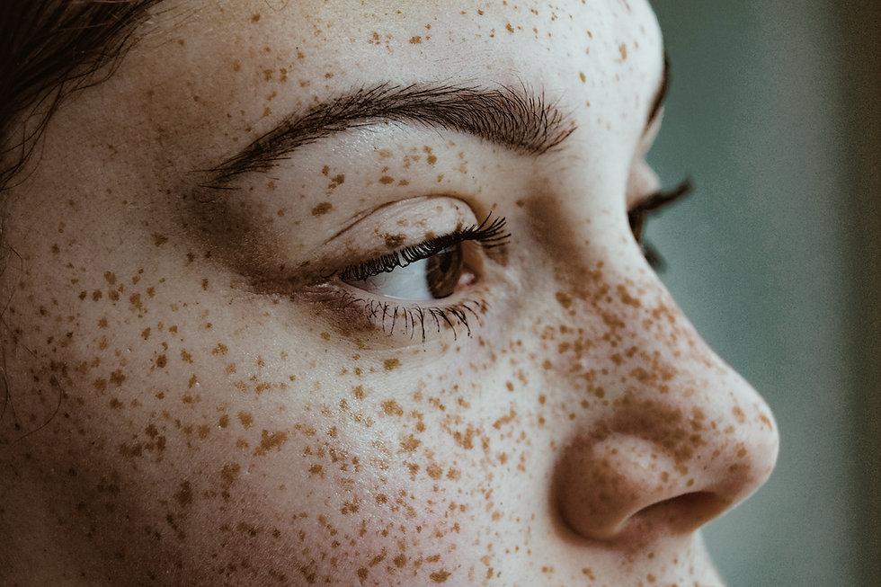 Close-up portret
