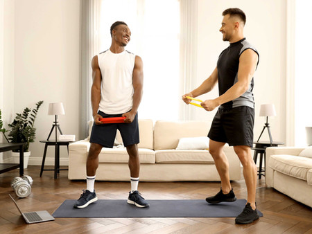 Easy In Home Exercises