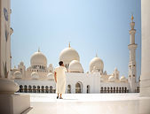 Gran Mezquita Sheikh Zayed Abu Dhabi