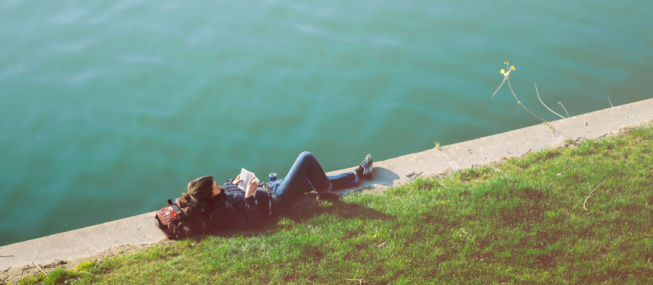 It's not doing nothing, it's fasting for your soul: The OutdoorCure Guide to Doing Nothing.