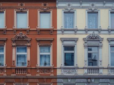 städtische Architektur