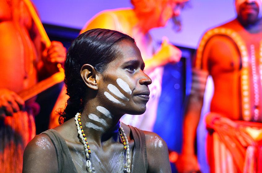 Aboriginal Woman